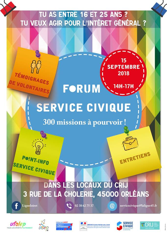 forum du service civique