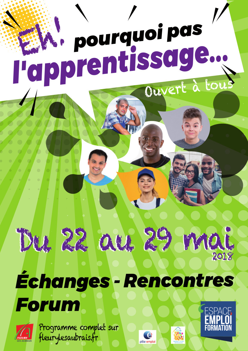 rencontre apprentissage