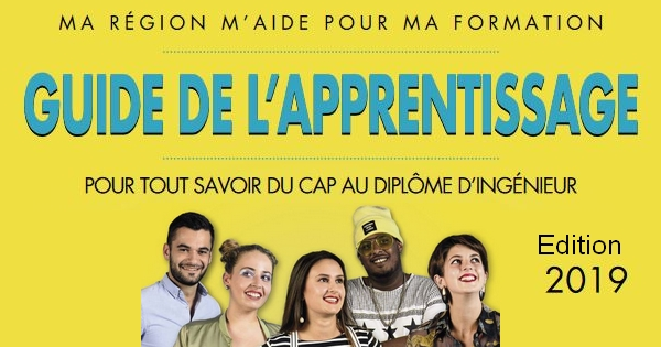 Guide Apprentissage Centre Val de Loire 2019